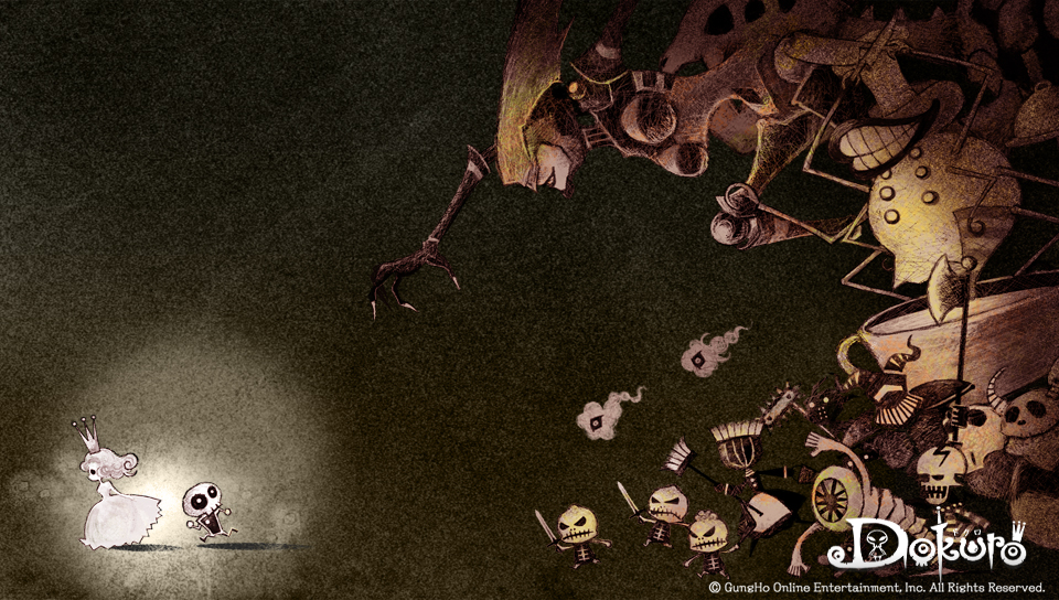 Dokuro is an immense indie platform puzzler that's not to be missed