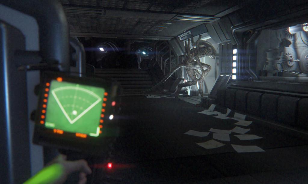 Alien Isolation BAFTA