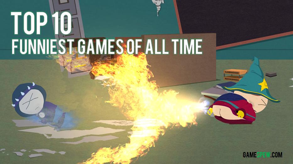 Top10funniestgames