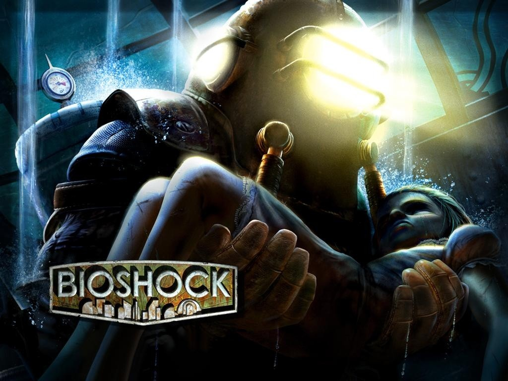 Bioshock is certainly one of the best games of last gen - don't miss it for £2.70. Go go go!