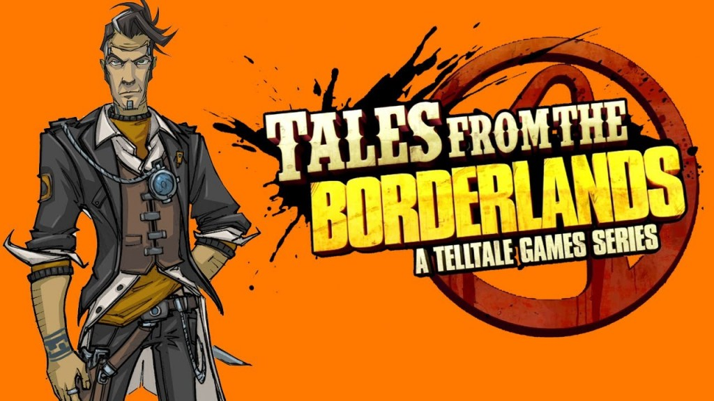PS3 PS4 Telltale games Tales from the Borderlands