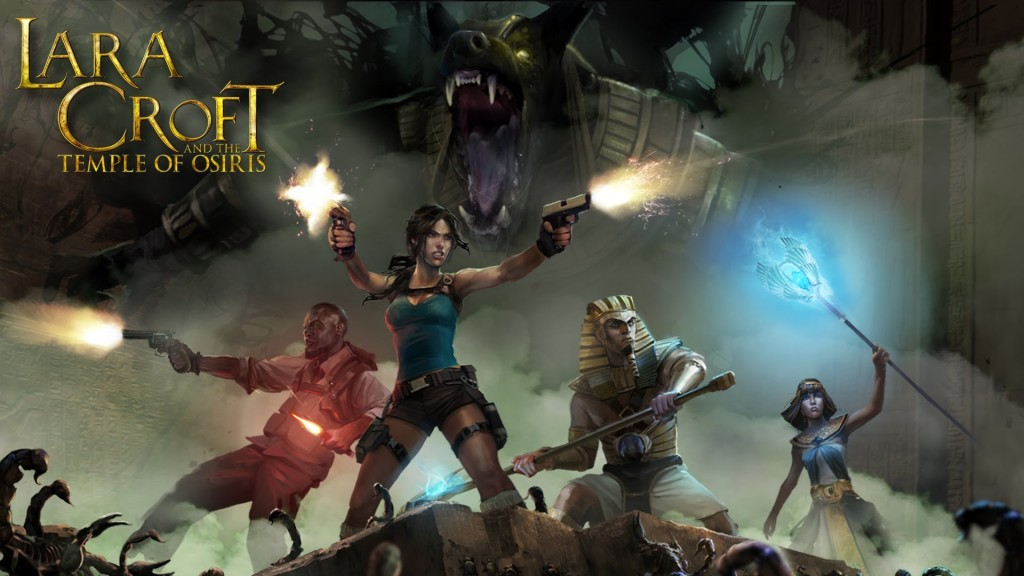 Temple of Osiris was only released last month - bag the game and the season pass for £9 this weekend