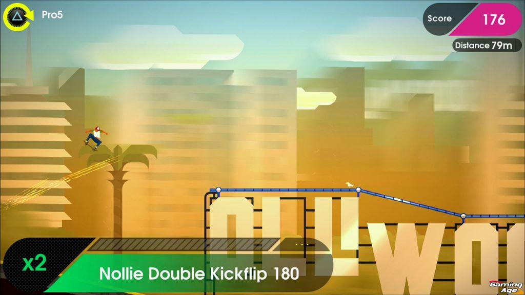 OlliOlli2 screenshot Olli Olli 2 PS4 PS Vita