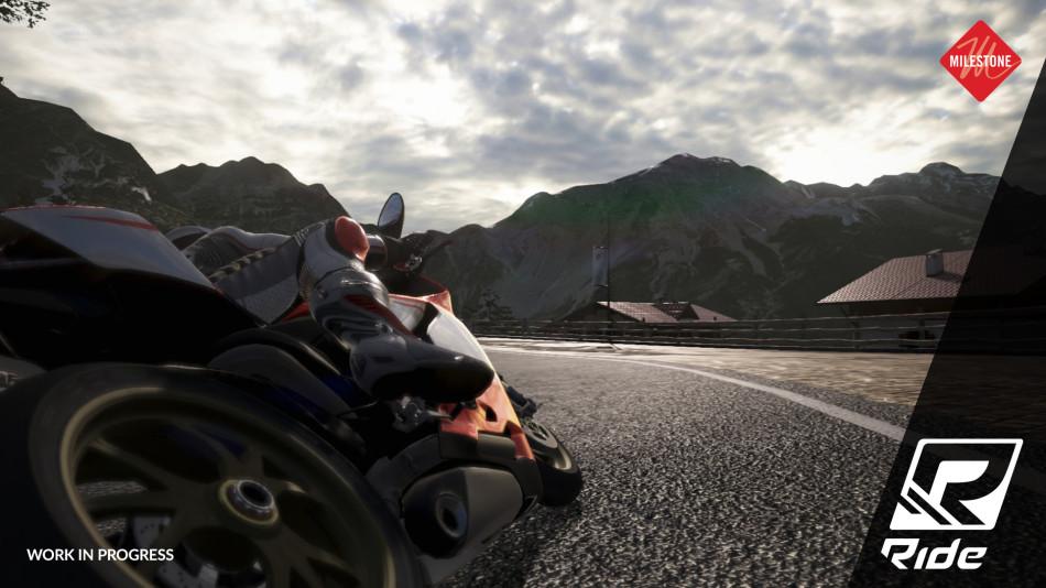 Ride PS4 Xbox