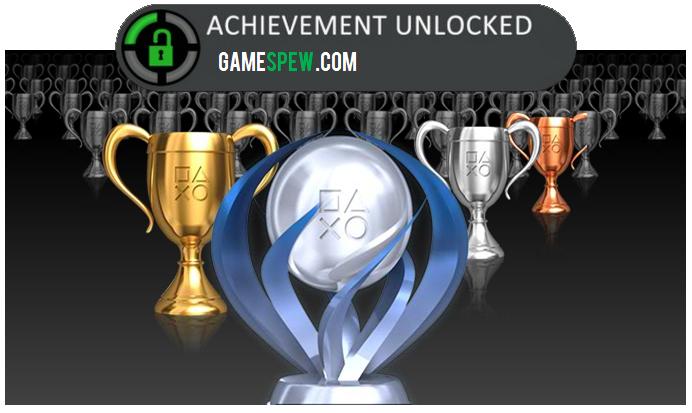 Playstation Trophies Xbox Achievements 100% Platinums 1000G