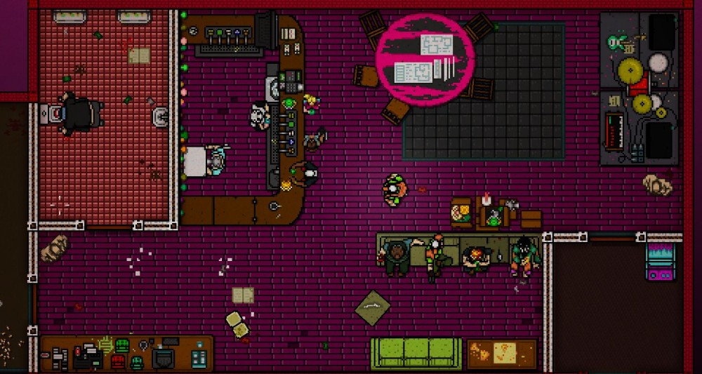 hotline miami 2 screenshot