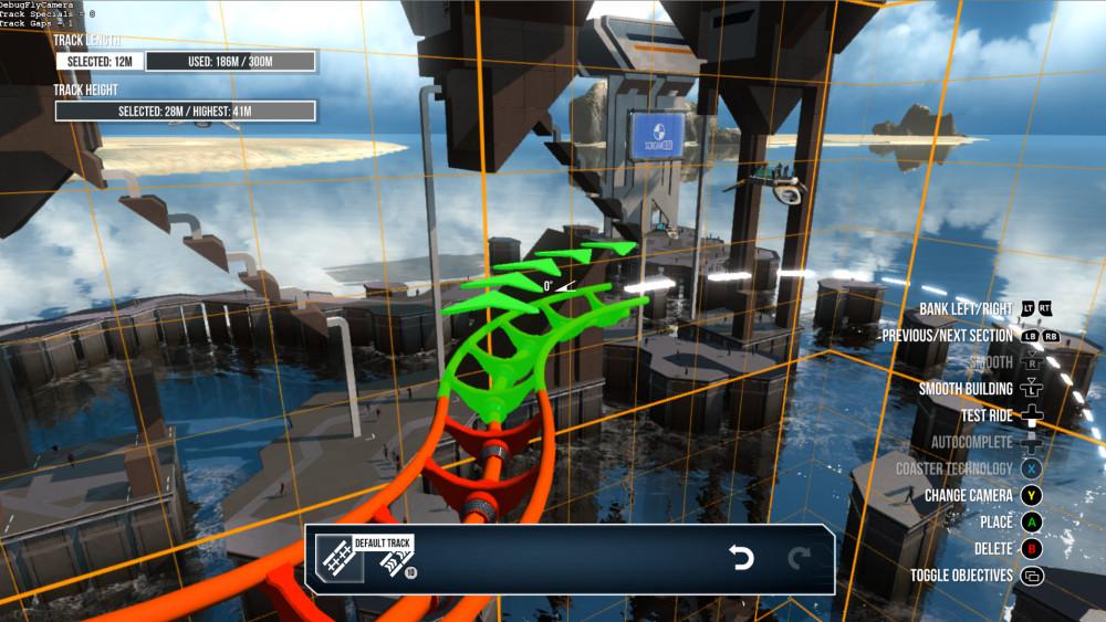 Scream Ride screenshot Xbox One