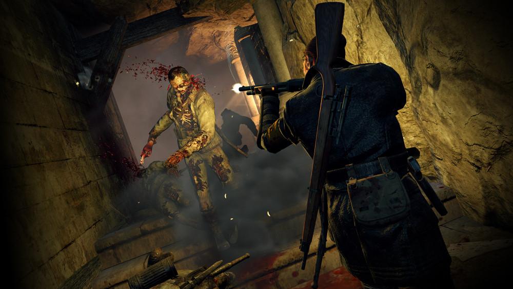 zombie army trilogy ps4 xbox one