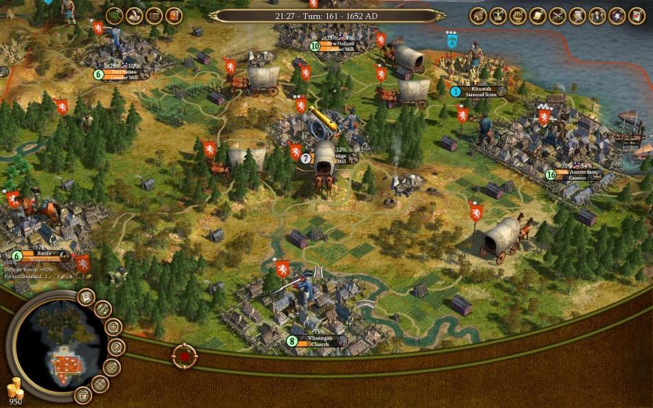 Civilization IV screenshot game