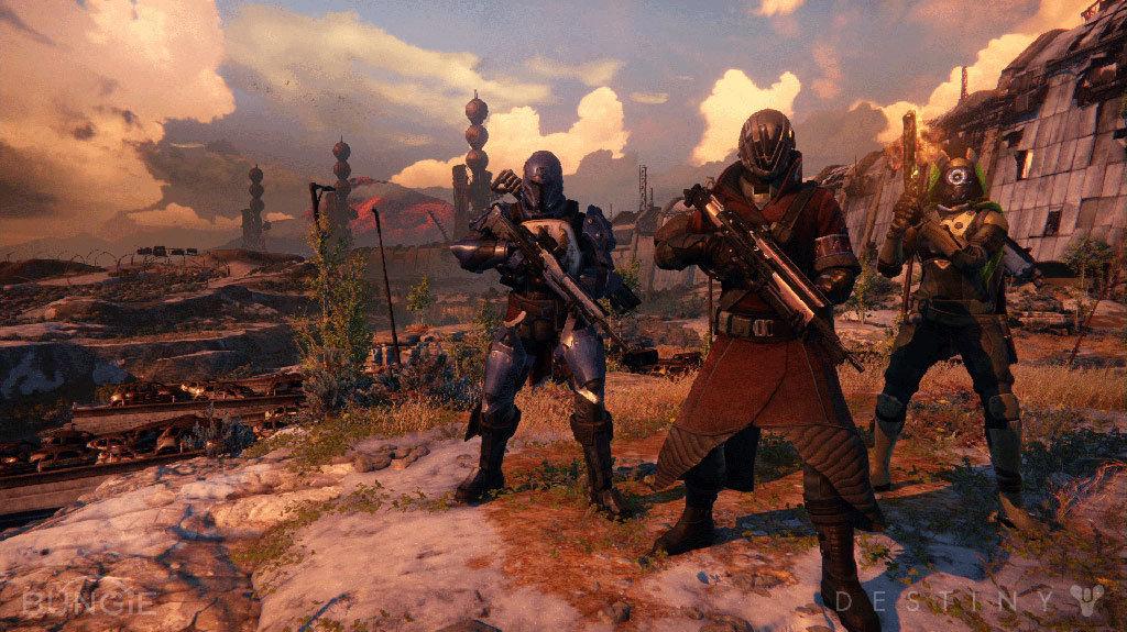 Destiny PS4 screenshot BAfta