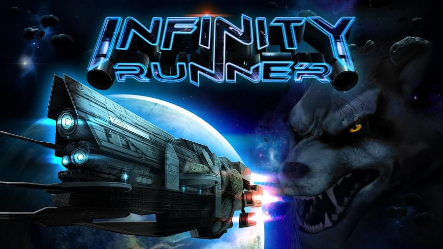 Infinity Runner PS4 title-min