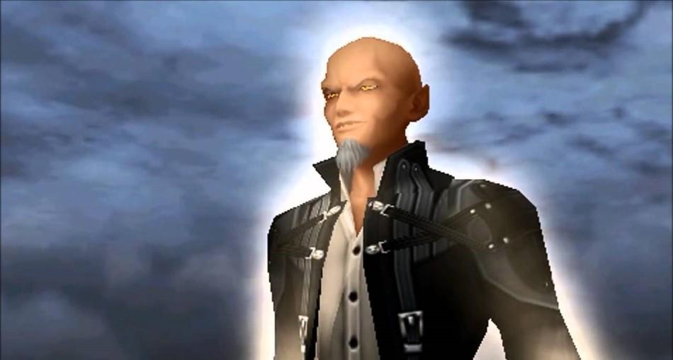 Kingdom Hearts Master Xehanort