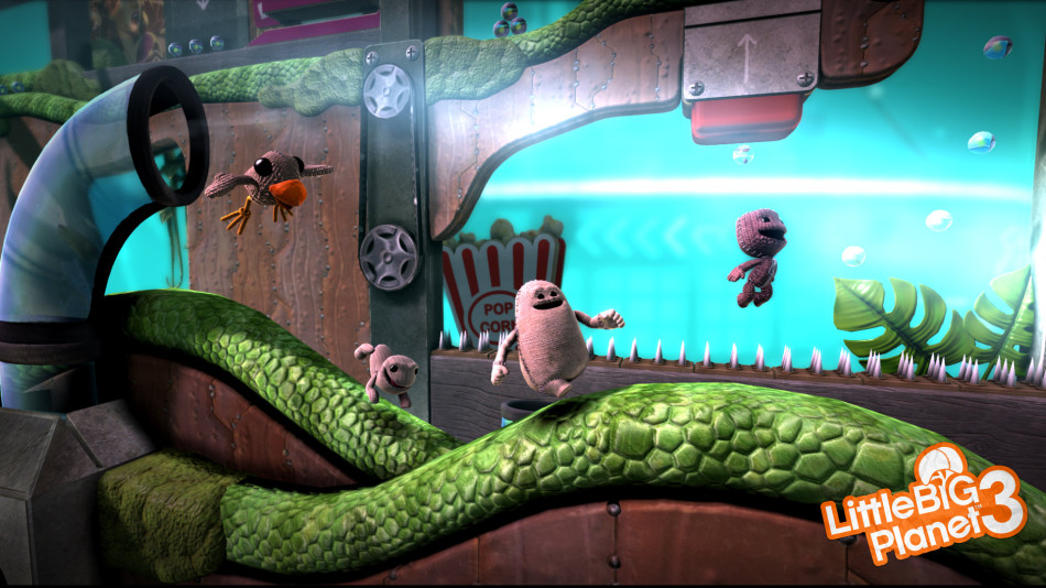 LBP Little Big Planet Sumo Digital