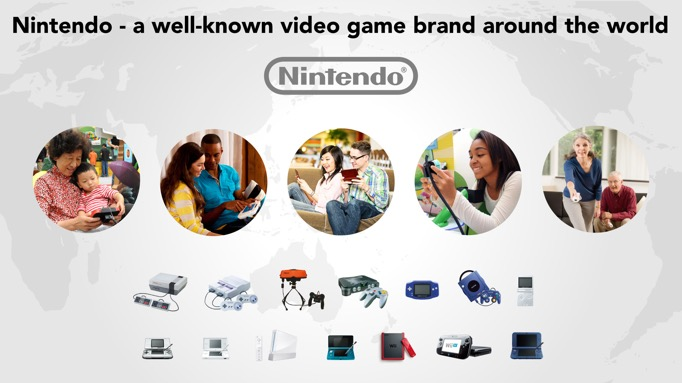 A slide from Nintendo's recent announcement with DeNA