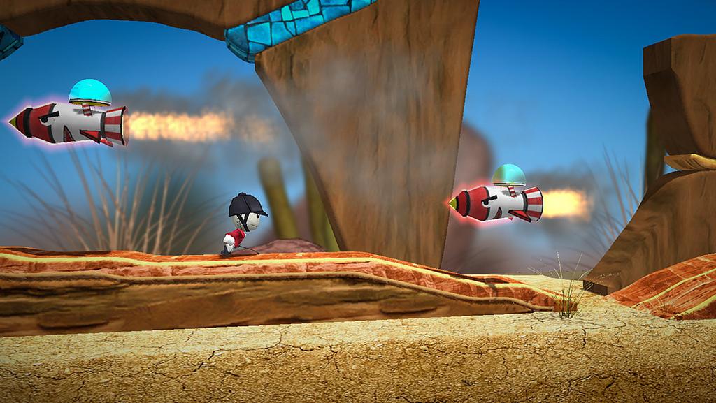 Run Sackboy Run PS Vita