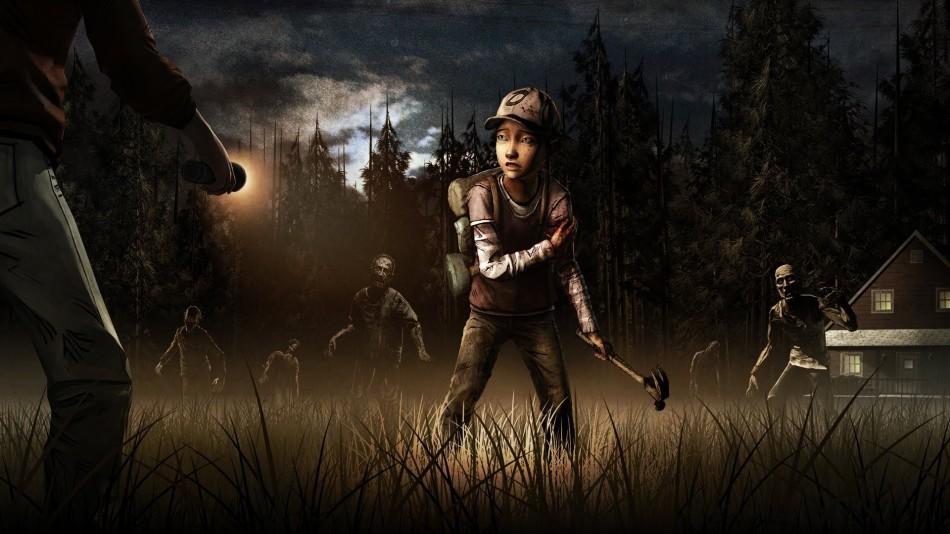The Walking Dead Season 2 BAFTA