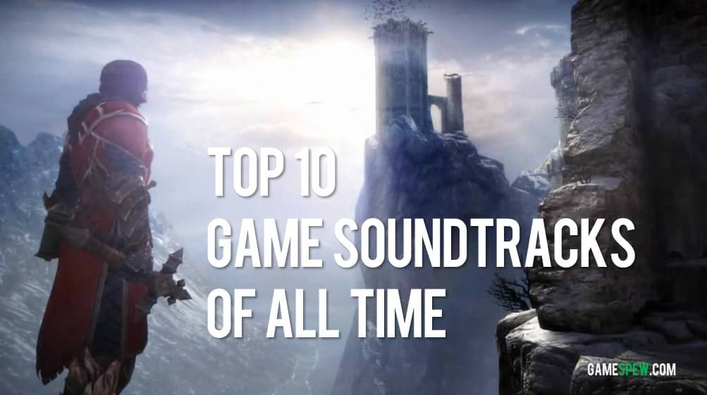 Top 10 Game Soundtracks of All Time Castlevania