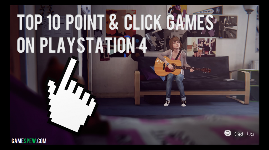Point and Click Adventure Puzzle games