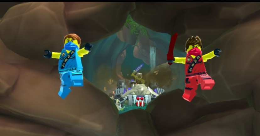 Everything is a little too familiar feeling in Lego Ninjago: Shadow of Ronin, but it doesn't stop it being fun