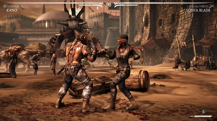 Mortal Kombat X PS4 2-min