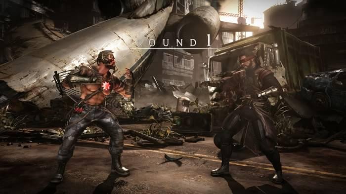 Mortal Kombat X PS4 4-min