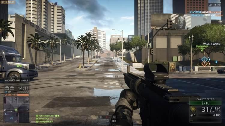 battlefield hardline review ps4