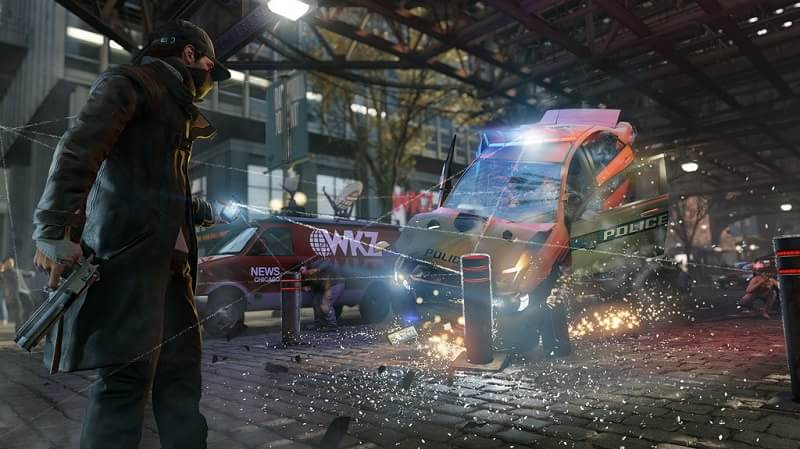 The general reaction to Watch_Dogs fell far short of its massive media campaign