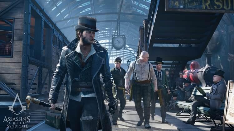 Assassins Creed Syndicate 2 minutos