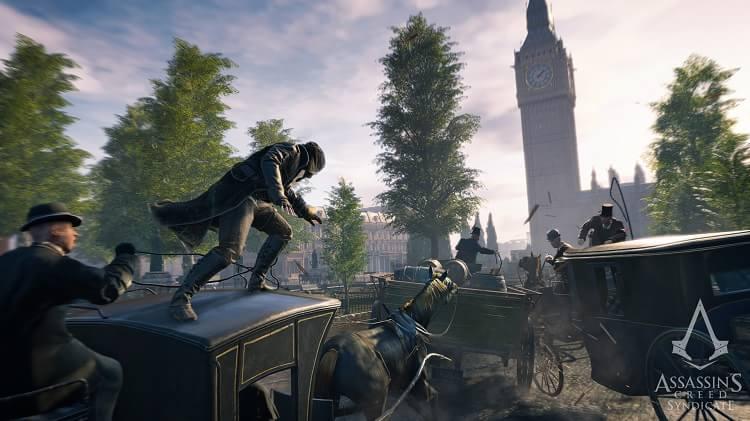 Assassins Creed Syndicate 4 minutos