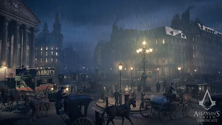 Assassins Creed Syndicate 5 minutos