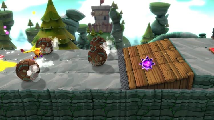 Color Guardians PS4 screenshot 2