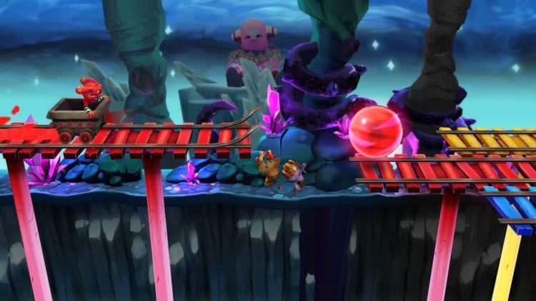 Color Guardians PS4 screenshot