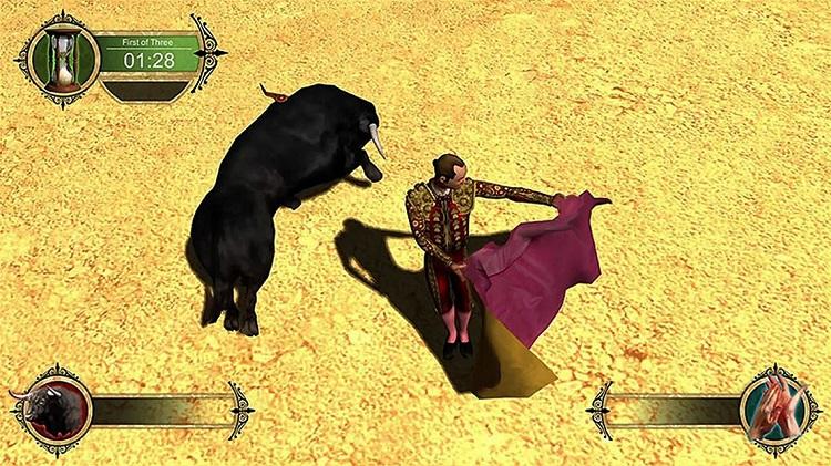 bullfighting game ps4 xbox one