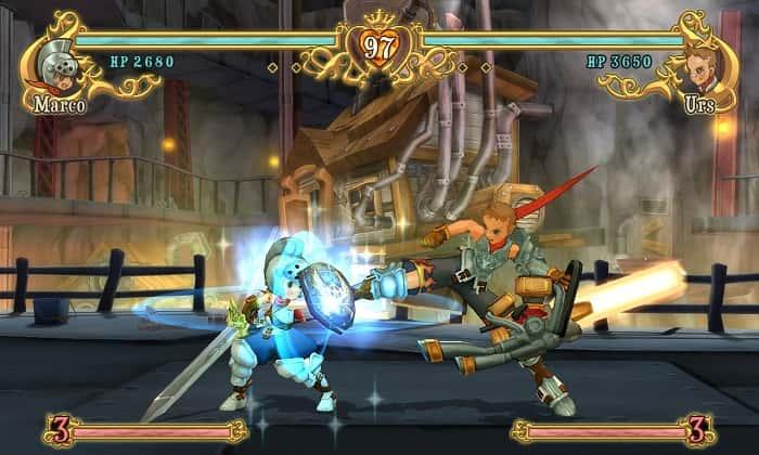 Battle Fantasia 2-min