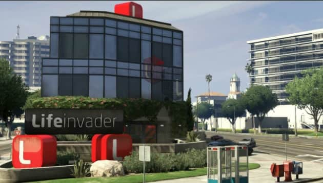 GTA 5 LifeInvader-min