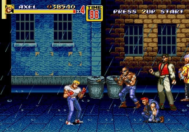 Streets of Rage 2 4-min