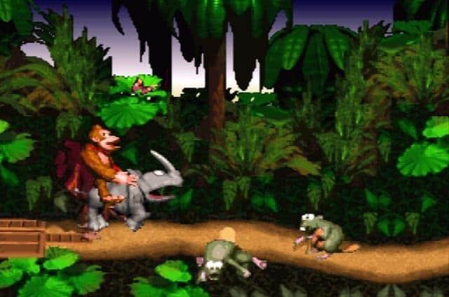 Donkey Kong Country 3-min