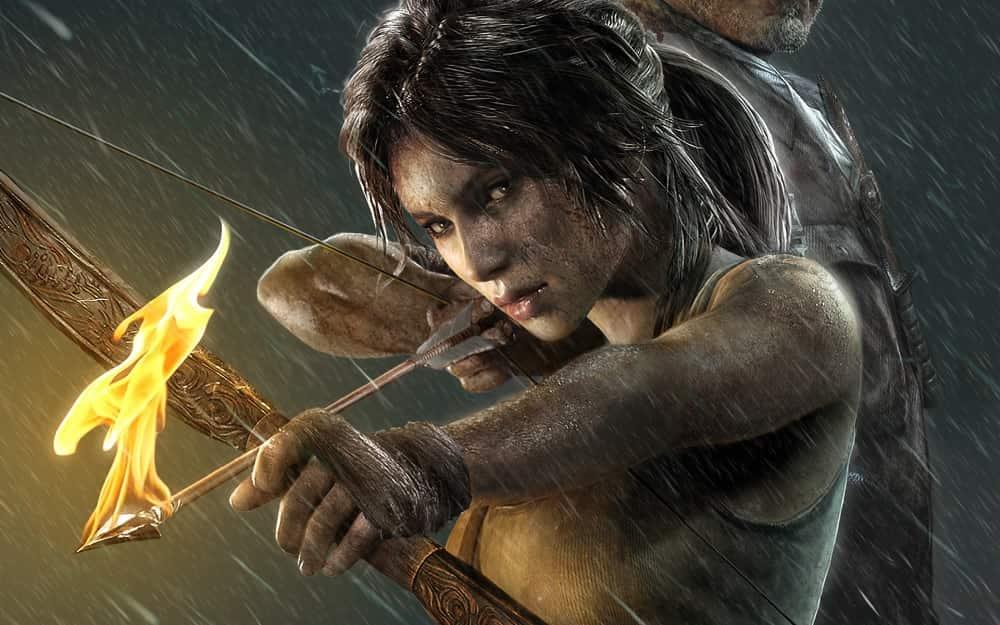 Lara Croft Tomb Raider 1-min