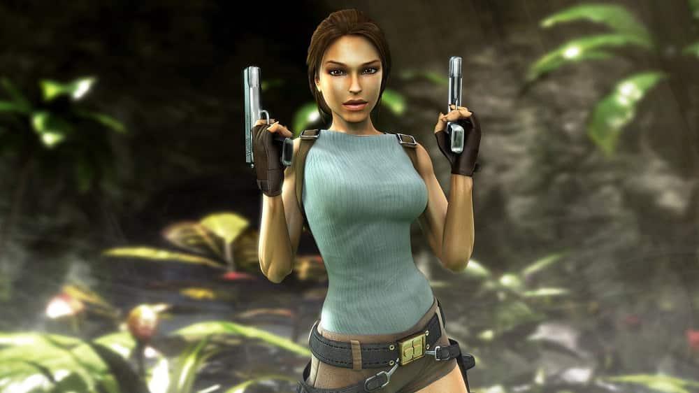 Lara Croft Tomb Raider 3-min