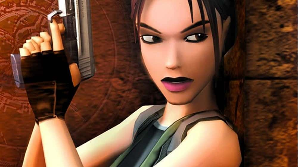 Lara Croft Tomb Raider 4-min