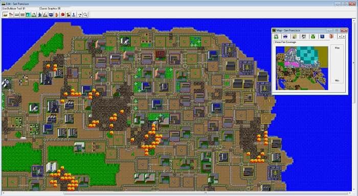 Sim City 3-min