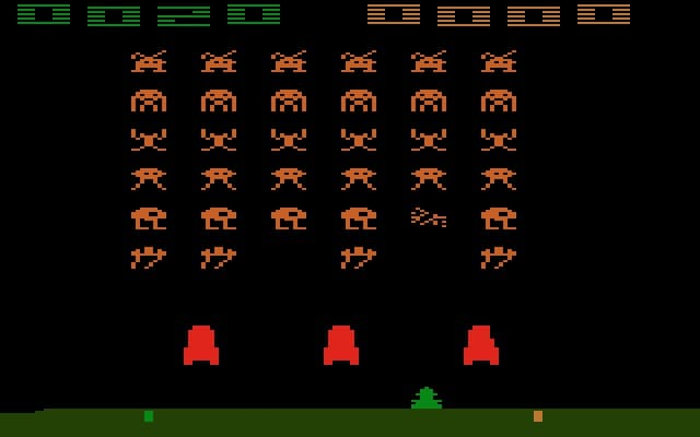 Atari 2600 Space Invaders-min