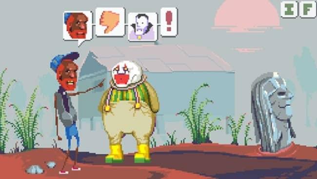 Dropsy the Clown 3-min
