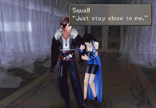 Final Fantasy 8 -min