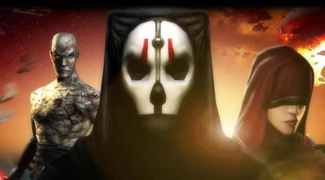 Star Wars Knights of the Old Republic II 1-min
