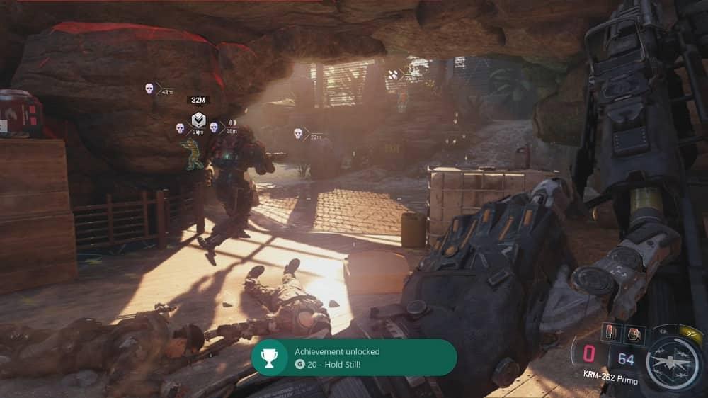 Call of Duty Achievement Xbox-min