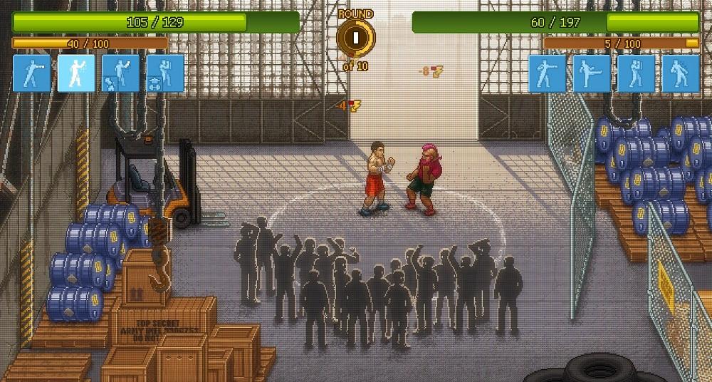 Punch Club 3