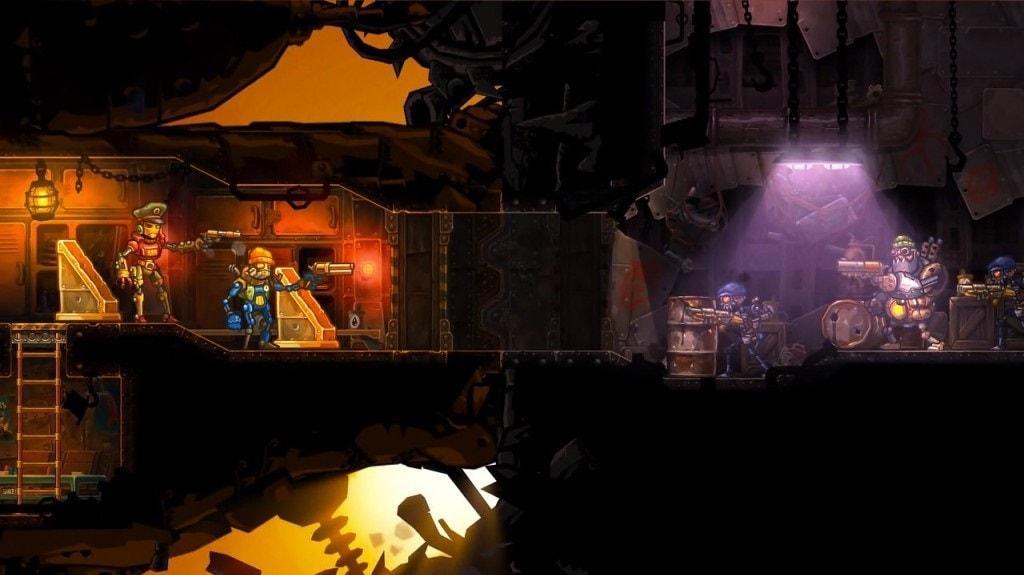 Steamworld Heist 2-min